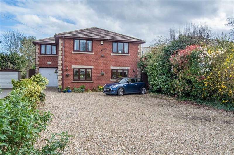 5 Bedrooms Detached House for sale in Mold Road, Ewloe Green, Flintshire, Deeside, Flintshire