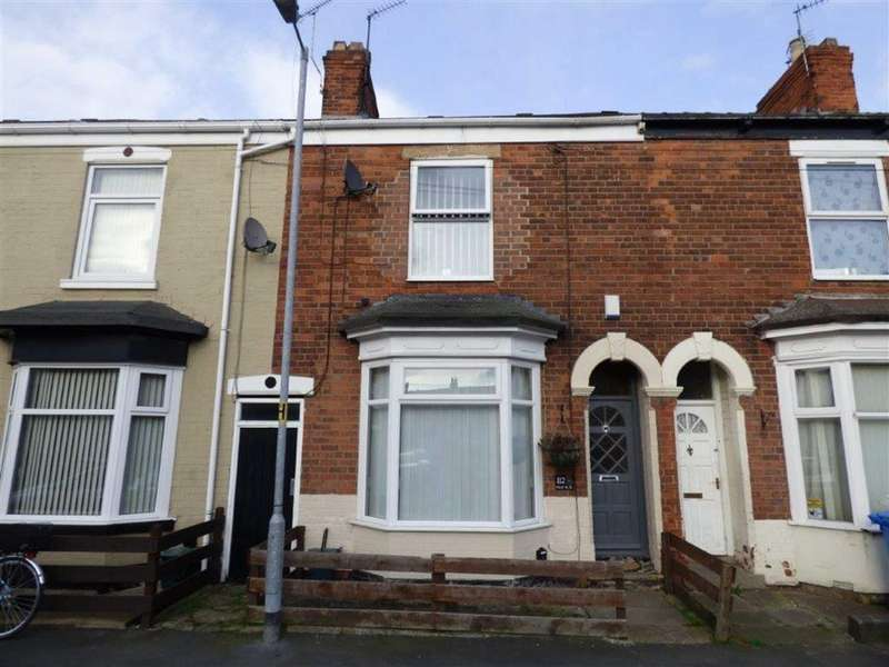 3 Bedrooms Terraced House for sale in Mersey Street, Hull, East Yorkshire, HU8