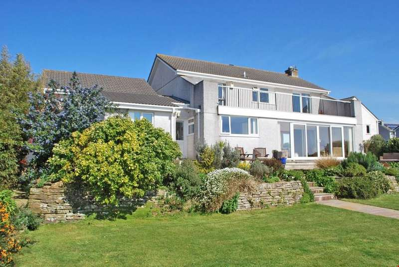 4 Bedrooms Detached House for sale in Newquay, Cornwall, TR7