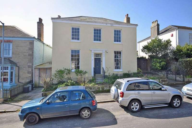 4 Bedrooms Town House for sale in Falmouth, Cornwall, TR11
