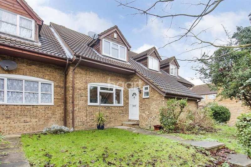 3 Bedrooms Terraced House for sale in Pendragon Walk, Colindale, NW9