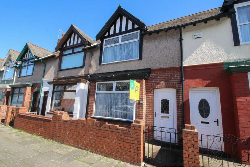 3 Bedrooms Terraced House for sale in 61 Powerful Street, Barrow-In-Furness
