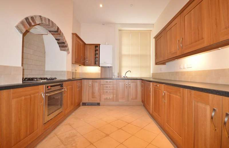 2 Bedrooms Apartment Flat for rent in 9 Westbourne Road, Broomhill, Sheffield, S10 2QQ