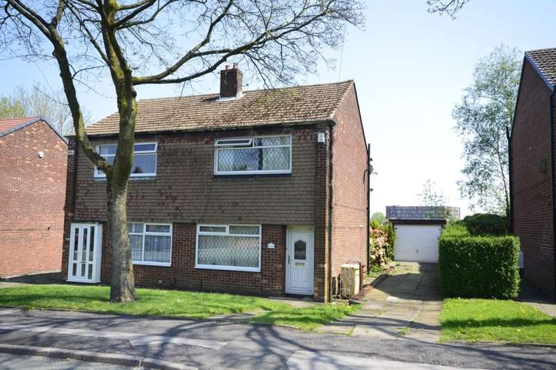 2 Bedrooms Semi Detached House for sale in Harper Green Road, Farnworth, Bolton, BL4