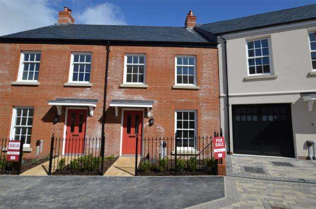 3 Bedrooms Semi Detached House for sale in Sherford Village, Haye Road, Plymouth, Devon