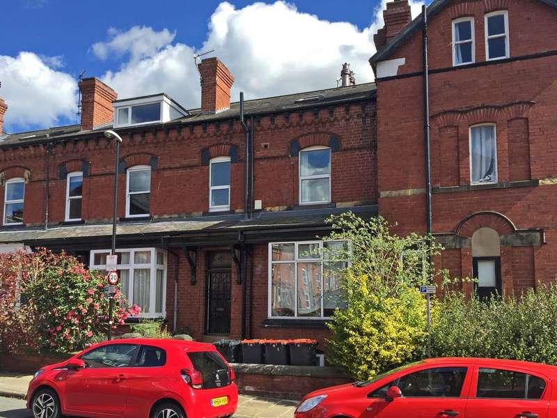 6 Bedrooms Terraced House for sale in Granby Road, Headingley, Leeds 6