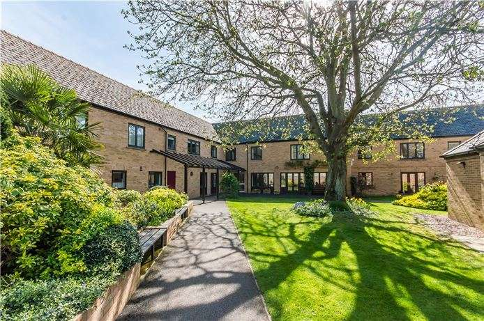 1 Bedroom Retirement Property for sale in Windmill Grange, Histon, Cambridge