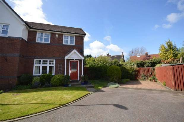 3 Bedrooms Semi Detached House for sale in Wellesley Grove, Bebington, Merseyside