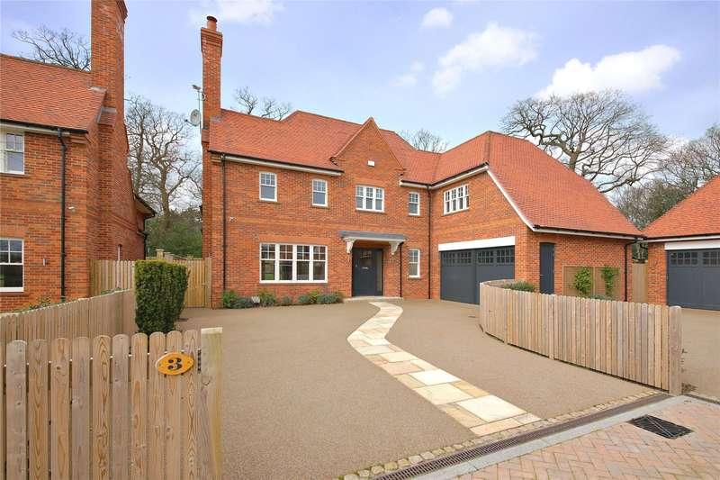 5 Bedrooms Detached House for sale in The Oak, The Cloisters, Wood Lane, Stanmore, HA7