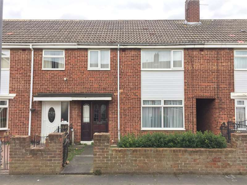 3 Bedrooms Terraced House for sale in Macaulay Road, Hartlepool