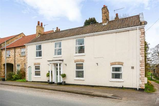 4 Bedrooms Detached House for sale in Westgate, North Cave, Brough, East Riding of Yorkshire