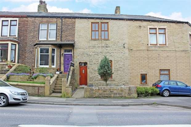 4 Bedrooms Terraced House for sale in Fielding Lane, Oswaldtwistle, Accrington, Lancashire