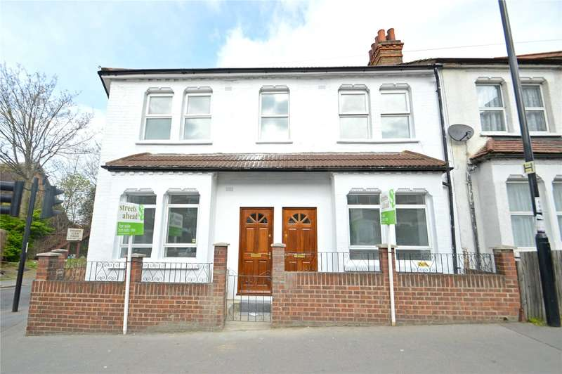 2 Bedrooms Maisonette Flat for sale in Sumner Road, Croydon