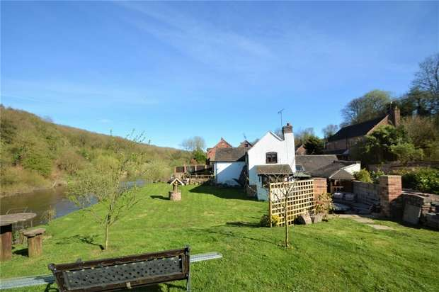 3 Bedrooms Cottage House for sale in 48 Coalford, Jackfield, Shropshire