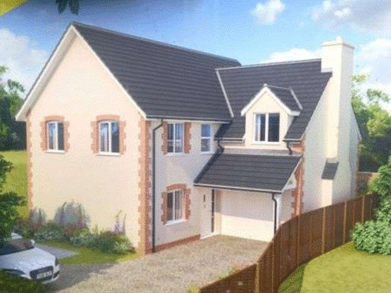 4 Bedrooms Detached House for sale in Wanborough