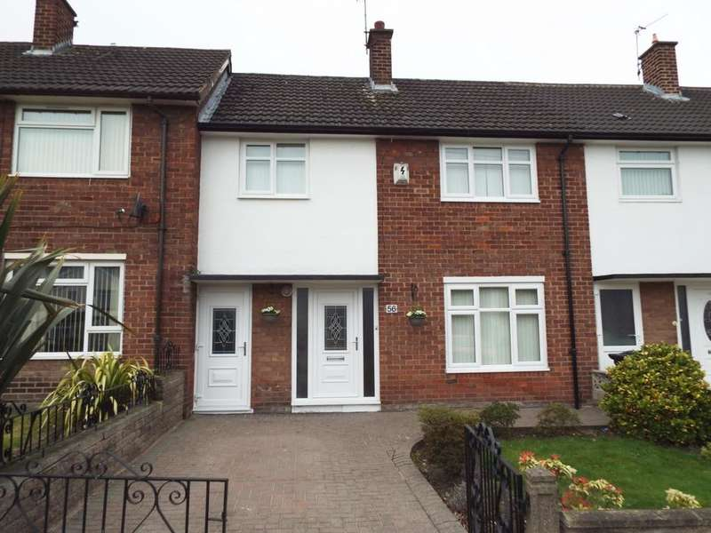 3 Bedrooms Terraced House for sale in Baileys Lane, Halewood, L26