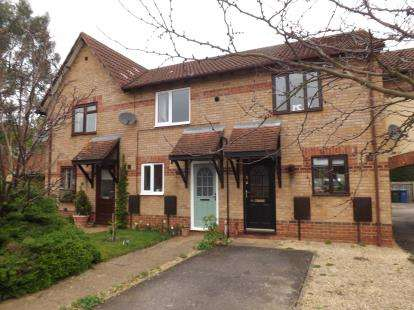 2 Bedrooms Terraced House for sale in Acorn Close, Bicester, Oxfordshire