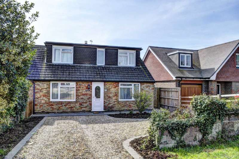 3 Bedrooms Semi Detached House for sale in Hill Farm Road, Marlow Bottom