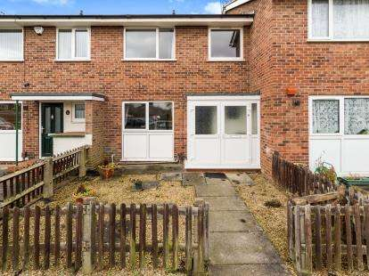4 Bedrooms Terraced House for sale in Saxton Close, Beeston, Nottingham, Nottinghamshire