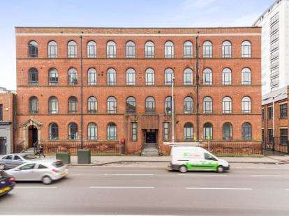 1 Bedroom Flat for sale in The Edge, 122-124 Lower Parliament Stree, Nottingham, Nottinghamshire