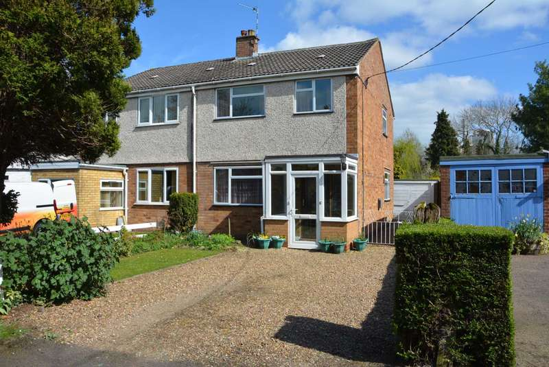 3 Bedrooms Semi Detached House for sale in Thurnmill Road, Long Lawford