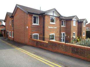 2 Bedrooms Retirement Property for sale in Barden Court, St. Lukes Avenue, Maidstone, Kent