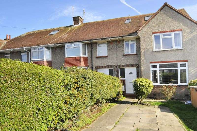 4 Bedrooms Terraced House for sale in Congreve Road, Worthing