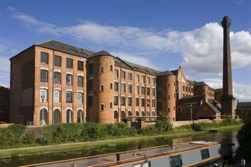 Property for sale in Springfield Mill, Nottingham