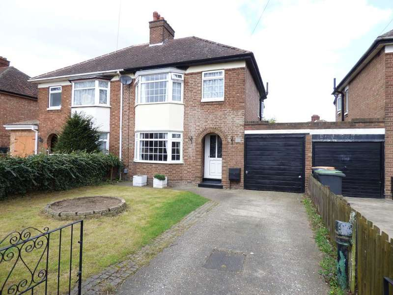 3 Bedrooms Semi Detached House for sale in Mile Road, Bedford, MK42 9TF