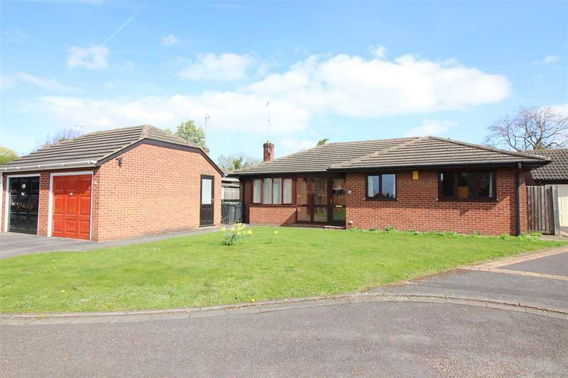 3 Bedrooms Bungalow for sale in Colonsay Close, Trowell, Nottingham
