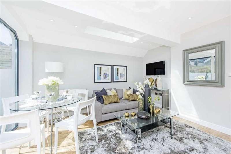 2 Bedrooms Property for sale in Mendora Road, London
