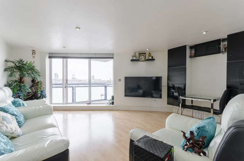 1 Bedroom Flat for sale in Newton Place, Isle Of Dogs, E14