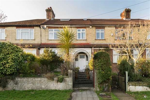 4 Bedrooms Terraced House for sale in Charlecote Grove, Upper Sydenham