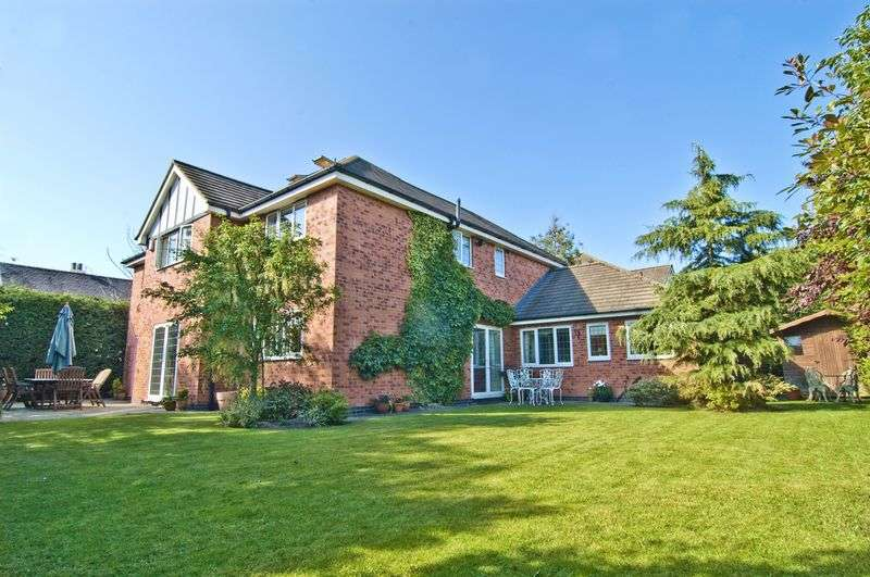 5 Bedrooms Detached House for sale in The Acorns, Aughton