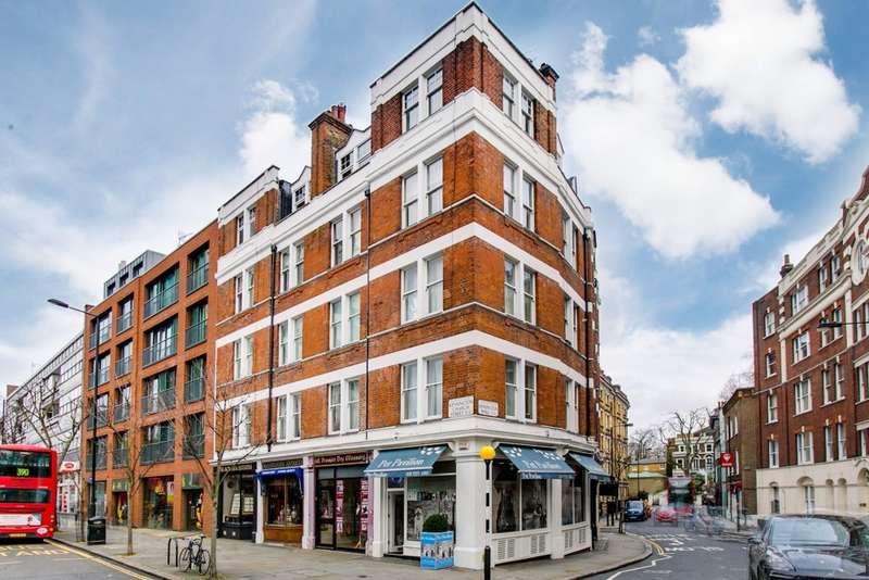 2 Bedrooms Apartment Flat for sale in Kensington Mall, Notting Hill, W8