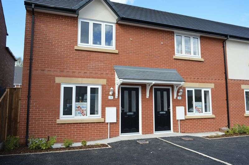 3 Bedrooms Mews House for sale in Stockley Mews Plot 3, Worsley Street, Golborne, WA3 3AG
