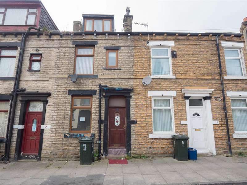 3 Bedrooms Terraced House for sale in Greenhill Street, Bradford BD3 8BG