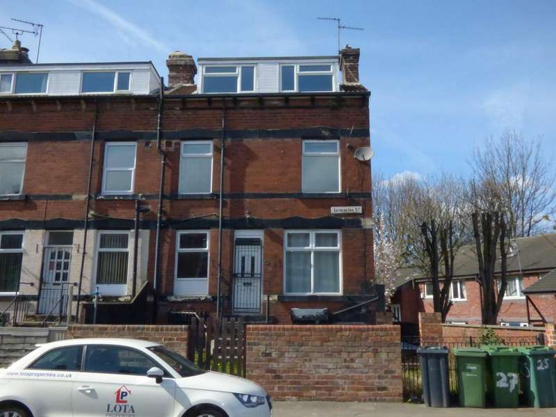 3 Bedrooms End Of Terrace House for sale in Arthington Street, Hunslet, LS10 2NG