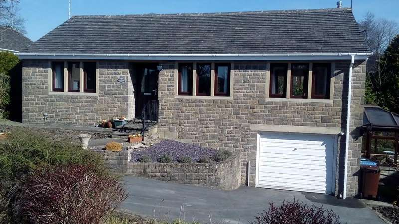 2 Bedrooms Detached Bungalow for sale in Moorland Close, Embsay