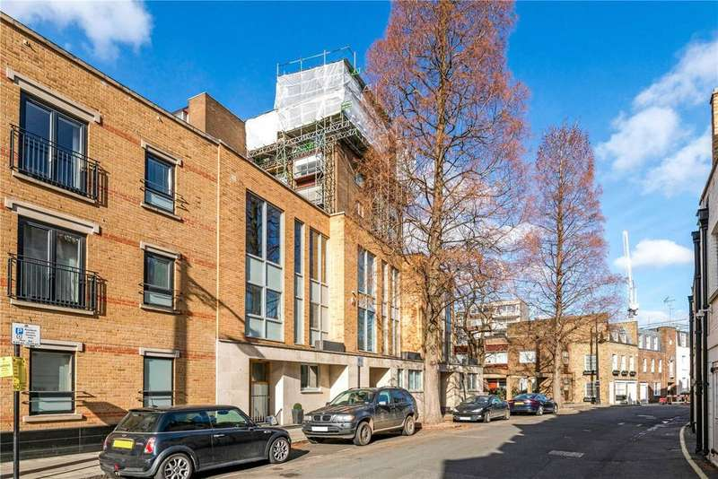 2 Bedrooms Flat for sale in Thorburn House, Kinnerton Street, London, SW1X