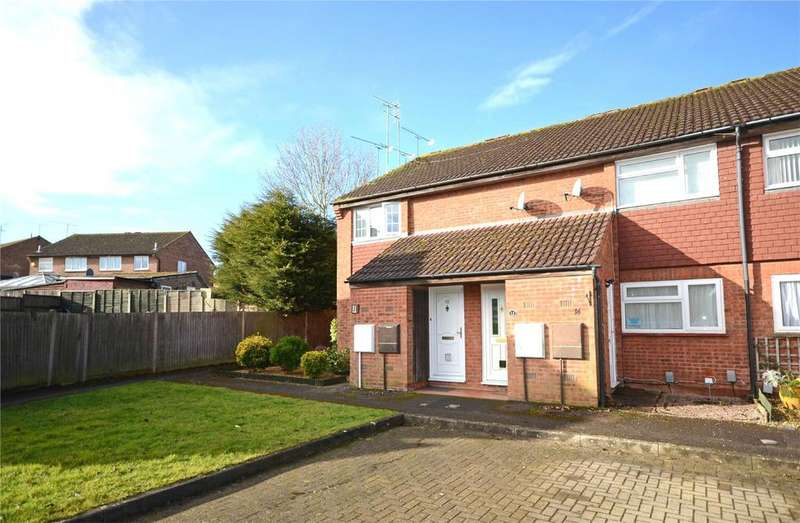 1 Bedroom Maisonette Flat for sale in Warley Rise, Tilehurst, Berkshire, RG31