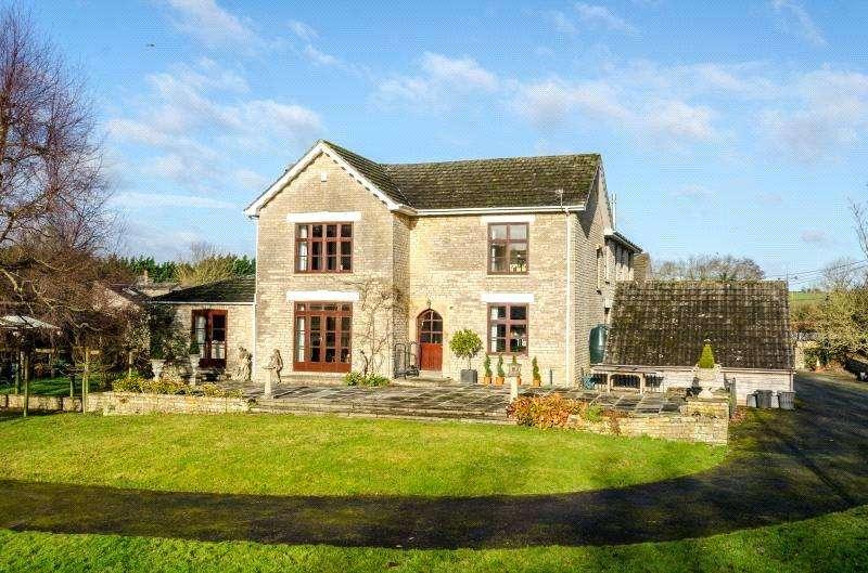 4 Bedrooms Detached House for sale in Bonhill Lane, Bishop Sutton, Bristol, Somerset, BS39