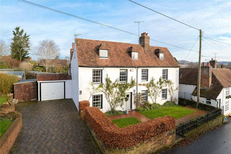6 Bedrooms Detached House for sale in Railway Hill, Barham, Canterbury, Kent