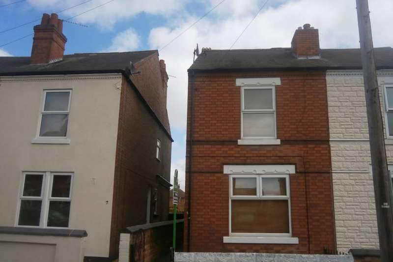 3 Bedrooms Semi Detached House for sale in Thorneywood Road, Long Eaton, Nottingham, NG10