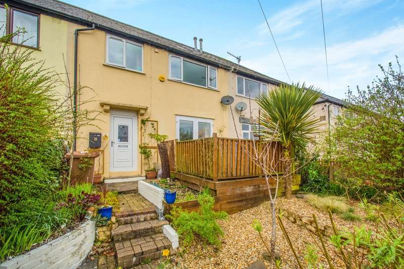 3 Bedrooms Terraced House for sale in Brynglas Avenue, Pontllanfraith, Blackwood
