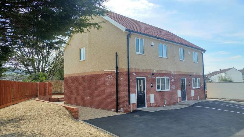 3 Bedrooms Semi Detached House for sale in Rhos Llantwit, Caerphilly