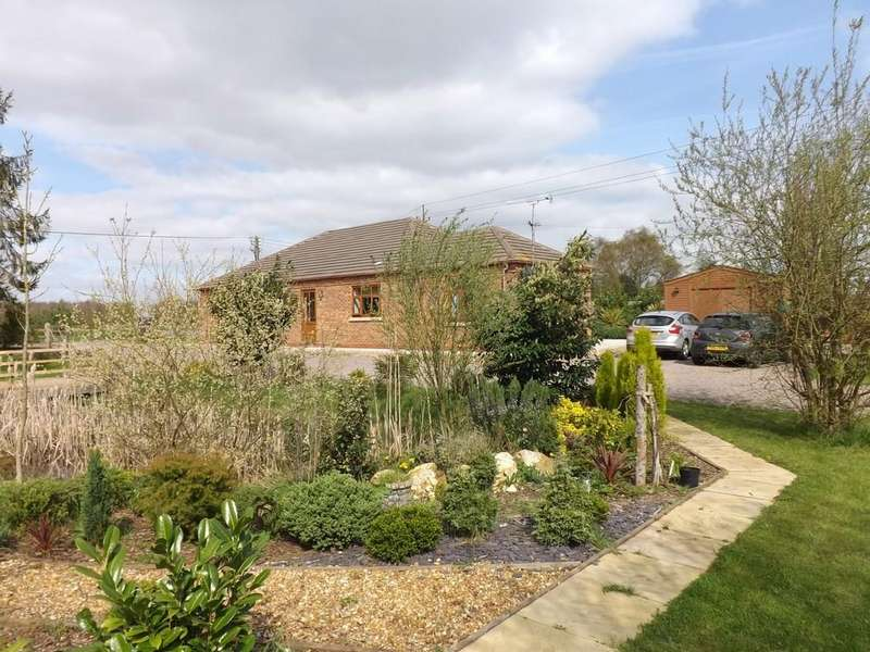4 Bedrooms Detached Bungalow for sale in Holbeach Drove
