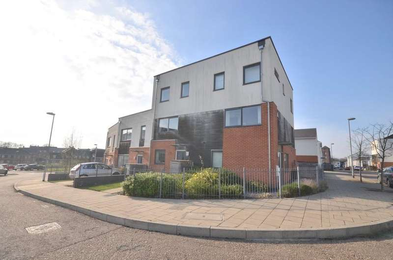 4 Bedrooms Town House for sale in Stanford Road, Colchester