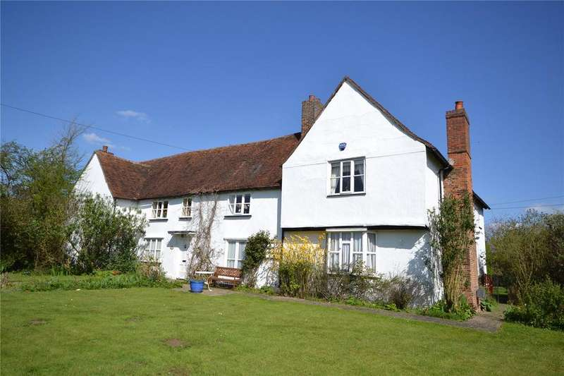 5 Bedrooms Detached House for sale in Hatches Farm Road, Little Burstead, Billericay, Essex