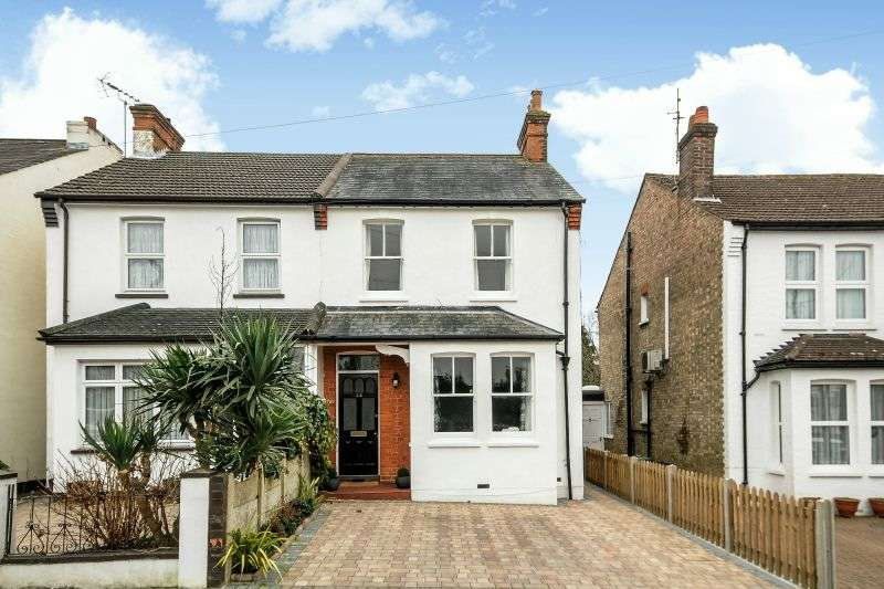 3 Bedrooms Semi Detached House for sale in Reginald Road, Northwood